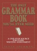 The Only Grammar Book You'll Ever Need Pdf/ePub eBook