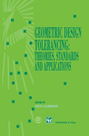 Geometric Design Tolerancing
