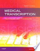Medical Transcription E Book