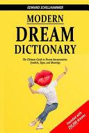 Modern Dream Dictionary