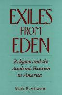 Exiles from Eden Book