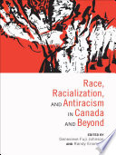 Race  Racialization and Antiracism in Canada and Beyond