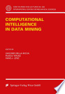 Computational Intelligence In Data Mining Book PDF