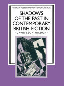 Shadows of the Past in Contemporary British Fiction Pdf/ePub eBook