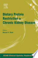 ECAB Dietary Protein Restriction in Chronic Kidney Disease  Compendium    E Book