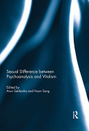 Sexual Difference Between Psychoanalysis and Vitalism Pdf/ePub eBook