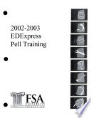 2002 2003 EDExpress Pell Training Book