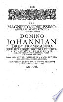 Theatrum nobilitatis Europeae Auctarium