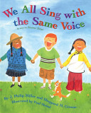 We All Sing with the Same Voice Book