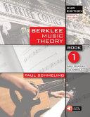Berklee Music Theory Book PDF