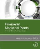 Himalayan Medicinal Plants Book