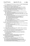 Appendix to the     Journals of the Legislative Assembly  and the Legislative Council