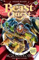Grashkor the Beast Guard Book