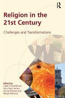 Religion in the 21st Century Pdf/ePub eBook