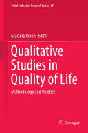 Qualitative Studies in Quality of Life