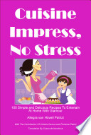 Cookbook Cuisine Impress No Stress Pdf Edition Book