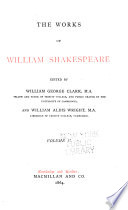 The Works of William Shakespeare  The first  second  and third parts of King Henry VI  The first part of the contention   c  The true tragedie of Richard Duke of Yorke  and the good King Henry the Sixt  King Richard III Book