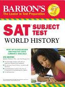 SAT, Subject Test World History, 4th Edition