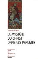 Pdf Le mystère du Christ dans les Psaumes Telecharger