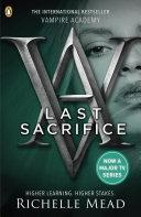 Vampire Academy: Last Sacrifice (book 6) image