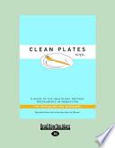 Clean Plates N  Y  C