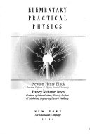 Elementary Practical Physics