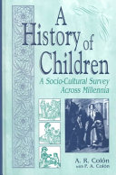 A History of Children Book