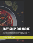 Easy Soup Cookbook
