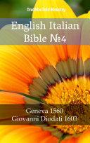 English Italian Bible No4