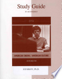 Study Guide To Accompany American Cinema / American Culture