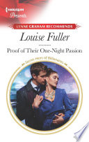 Proof of Their One Night Passion Book