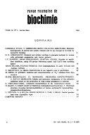 Revue roumaine de biochimie