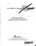 Case Studies in Abnormal Psychology Book