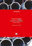 Water Supply System Analysis Book