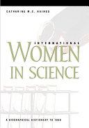 International Women in Science