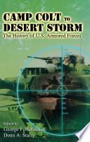Camp Colt To Desert Storm