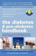 Diabetes and Pre-diabetes Handbook
