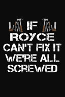 Pdf If Royce Can't Fix It We're All Screwed
