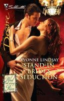 Stand-In Bride's Seduction Pdf/ePub eBook