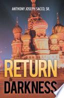 Return to Darkness Book