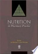 Nutrition in Pharmacy Practice