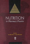 Nutrition in Pharmacy Practice Book