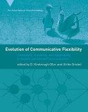 Evolution of Communicative Flexibility