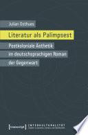 Literatur als Palimpsest