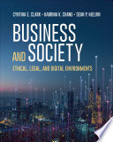 Business And Society Book