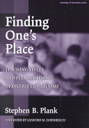 Finding One s Place