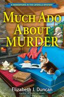 Much Ado About Murder Pdf/ePub eBook