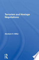 Terrorism And Hostage Negotiations