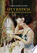 Ley y justicia en el Oncenio de Leguía
