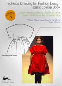 Dibujo Plano Para Diseño de Moda